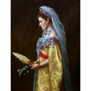 Вел. княг. Елизавета Феодоровна