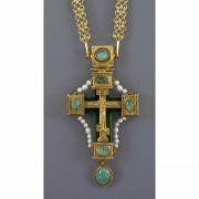 Крест Корсунский (нефрит)