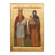 Святые Захарий и Елисавета