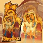 икона Божией Матри Кикская