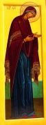 Богородица. Деисусный чин